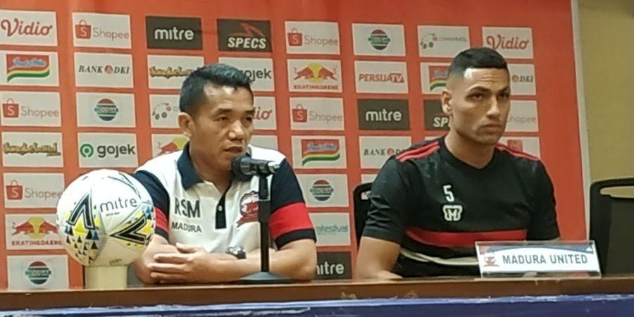 Bali United Vs Madura United, Laskar Sapeh Kerab Usung Misi Perbaiki Posisi