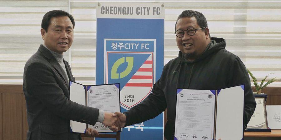 Tahun Depan, Ada Pemain Indonesia Jadi Pilar Asing Klub Liga Korea