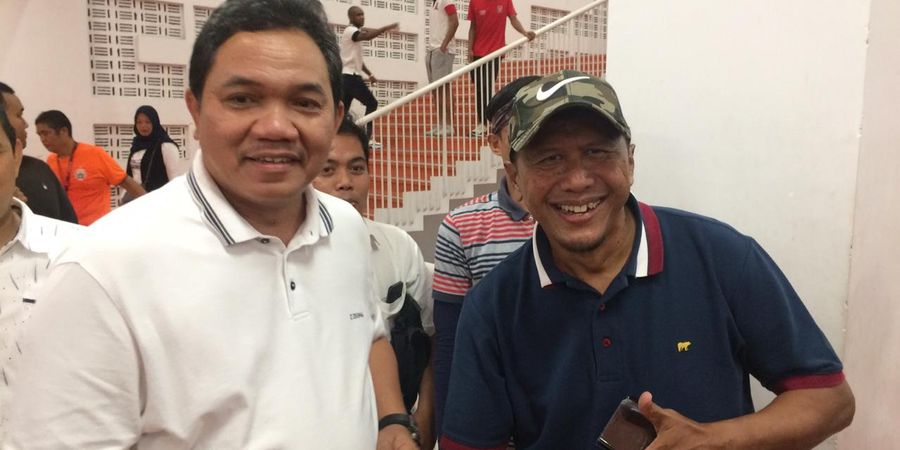 Kata Madura United Soal Durasi Kontrak Rahmad Darmawan Musim Depan