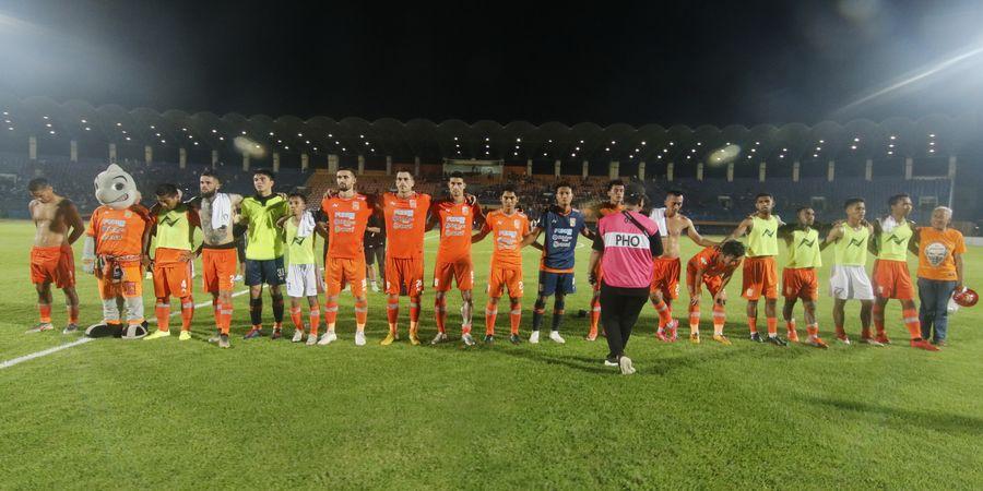 Borneo FC Sudah Punya Modal Bagus untuk Musim Depan