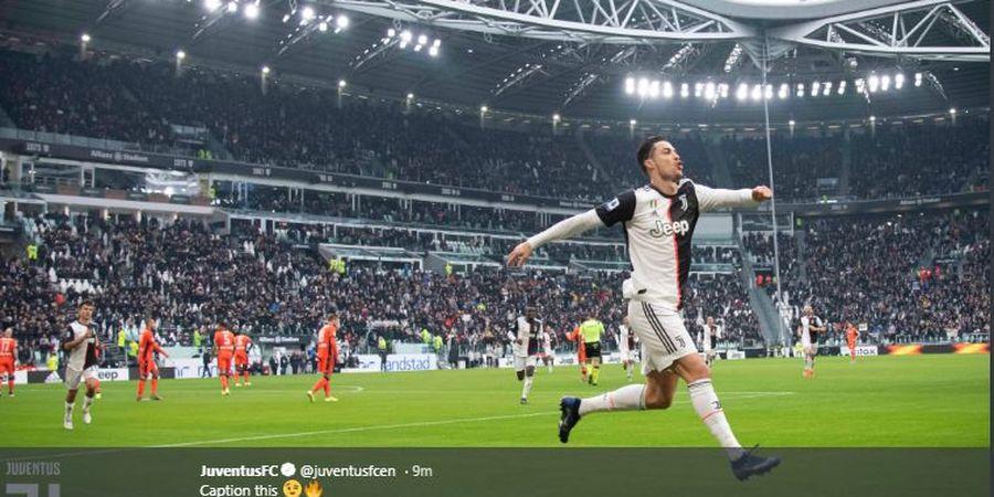Punya Lompatan Tidak Normal, Cristiano Ronaldo Punya Latihan Khusus