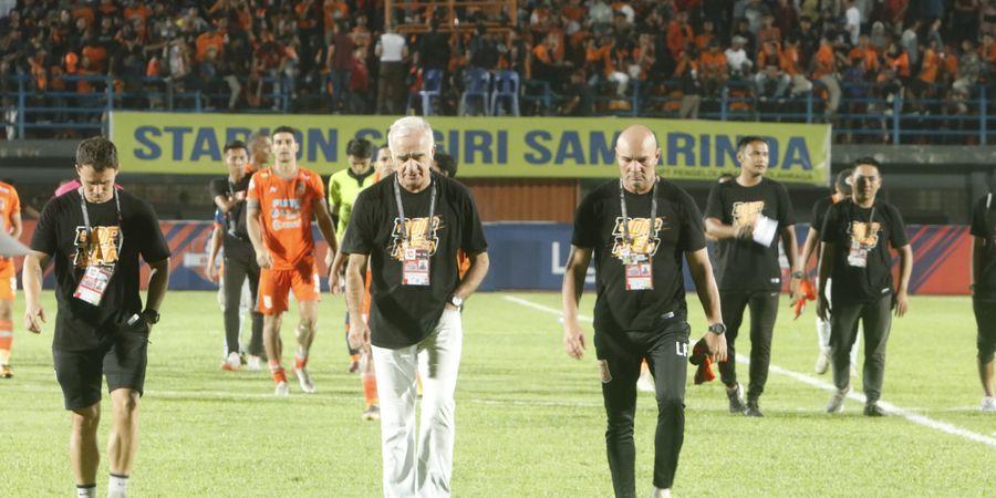 Skuad Kian Lengkap, Pelatih Borneo FC Maksimalkan Latihan Taktik