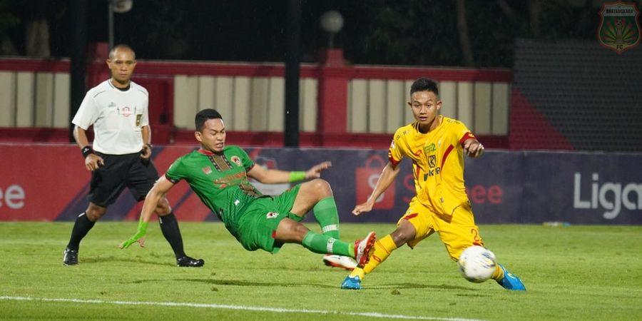 Nilai Positif dari Kemenangan Tipis Bhayangkara FC atas Kalteng Putra