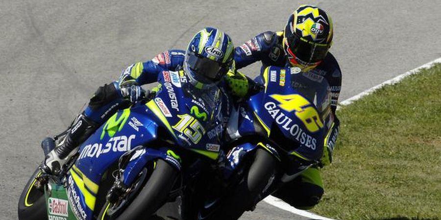 Musuh Bebuyutan Bocorkan Kemenangan Ajaib Valentino Rossi Pada MotoGP 2003