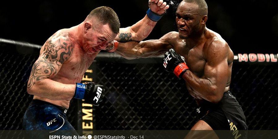 Doa Kamaru Usman untuk Petarung UFC yang Punya Mulut Nyinyir