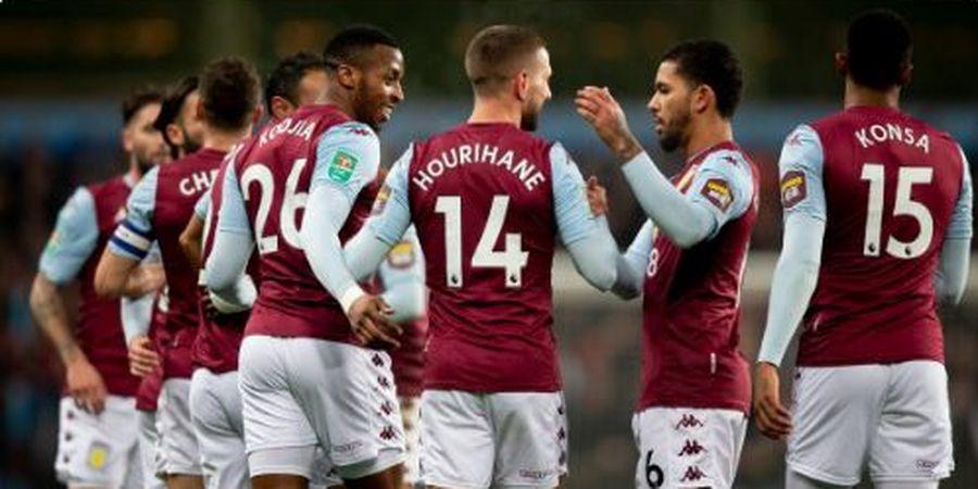 Link Live Streaming Aston Villa vs Leicester City - Cari Korban Premier League Ke-4