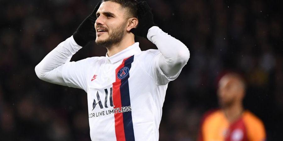 Paris Saint-Germain Ajukan Tawaran Pertama untuk Mauro Icardi