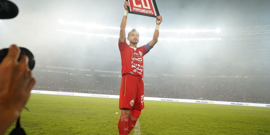 Gelandang Arema FC Samakan Bambang Pamungkas dengan Valentino Rossi