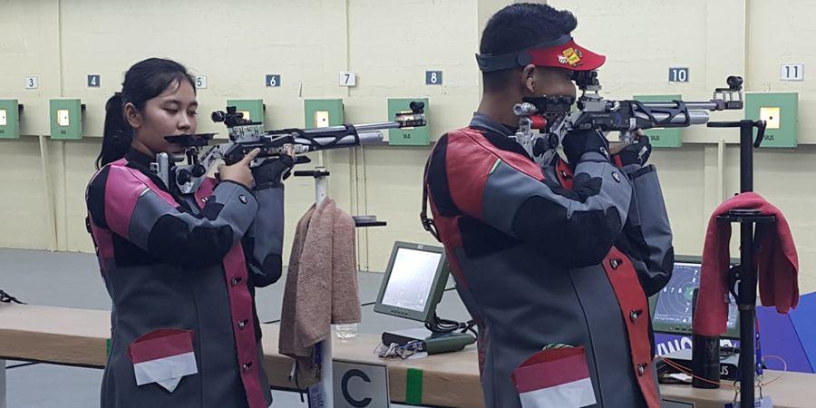 Rahasia Tim Menembak Indonesia Jadi Juara Umum pada SEA Games 2019