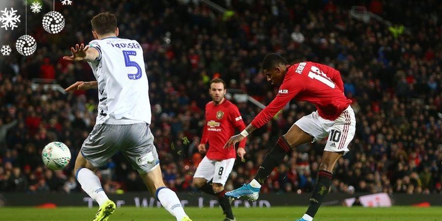 Hasil Undian Piala Liga Inggris, Derbi Manchester Tersaji di Semifinal