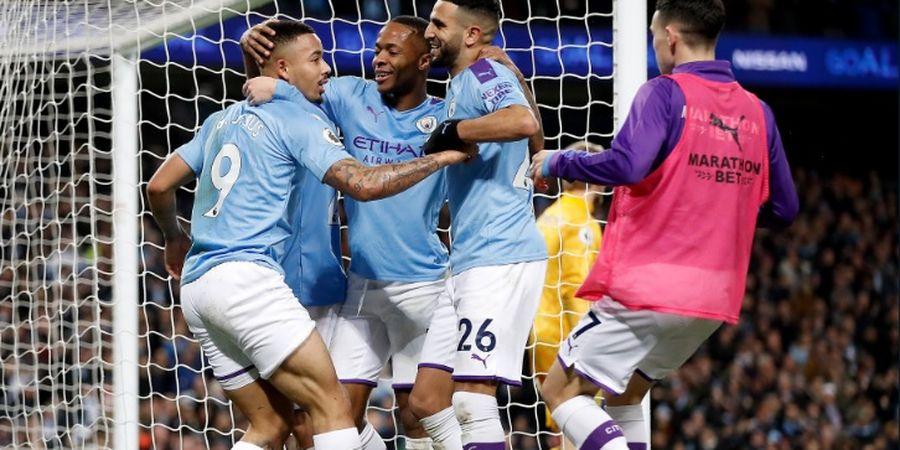 Jadwal Liga Inggris Malam Ini - Man City Vs Crystal Palace Live TVRI