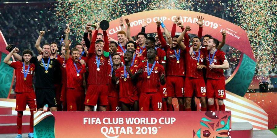 Piala Dunia Antarklub Antarkan Liverpool Raih Treble Internasional