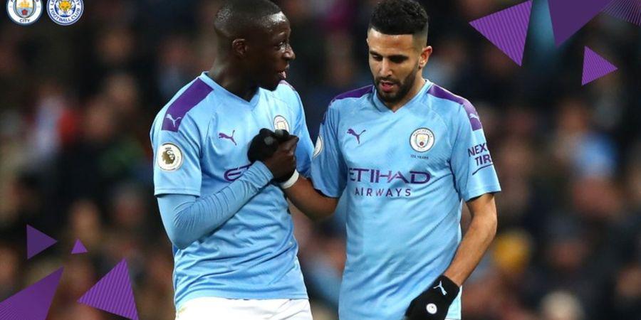 Dua Bintang Manchester City Dinyatakan Positif Terkena Covid-19