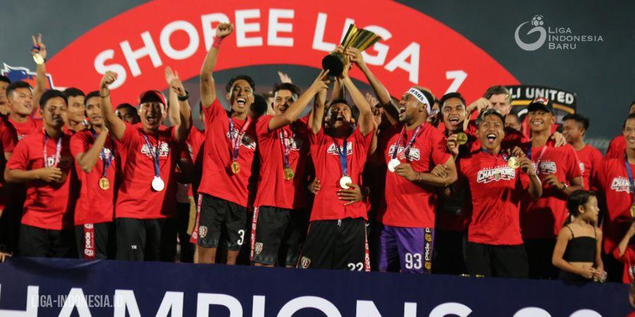 Profil Klub Liga 1 2020 - Bali United, Deretan Pemain Perkuat Timnas Indonesia Era Shin Tae-yong