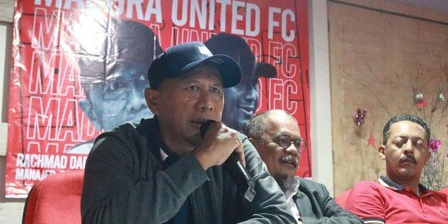 Dikalahkan Tim Liga 2, Pelatih Madura United Petik Satu Hikmah