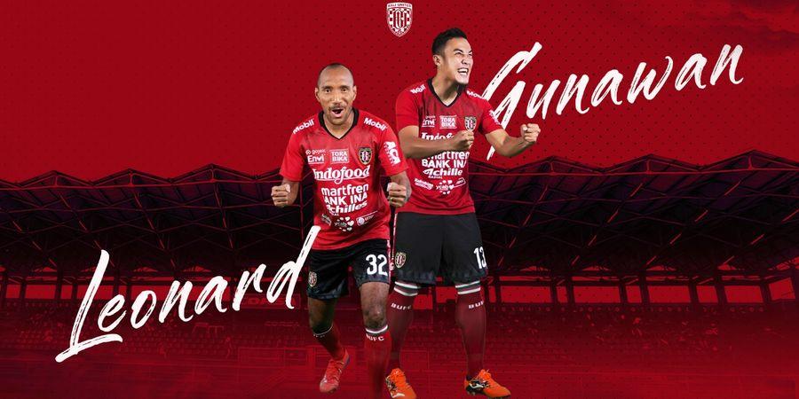 Bali United Kembali Perpanjang Kontrak Tiga Pemain, Dua Pemain Senior