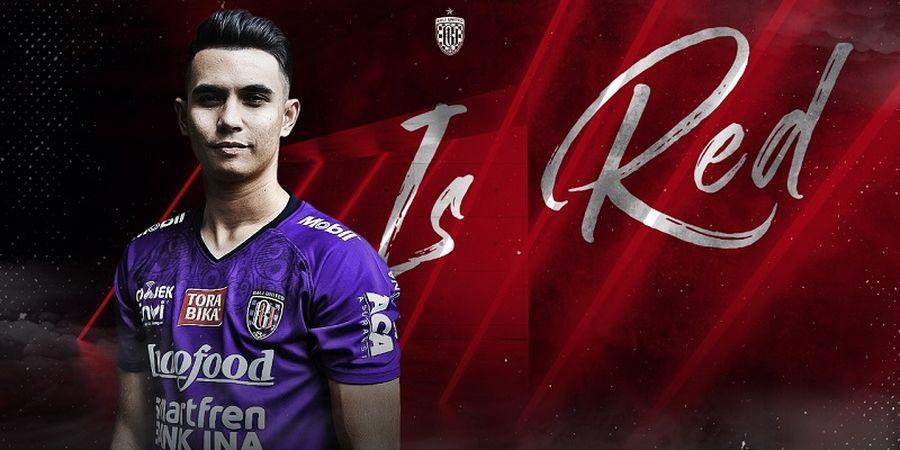 Gara-gara Bagus Kahfi, Kiper Bali United Jadi 'Beseragam' Manchester United Dadakan