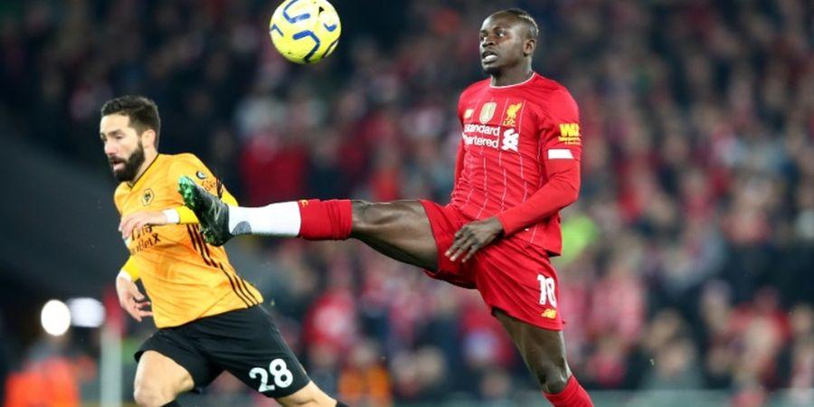 Satu Alasan Mengapa Mane Adalah Pemain Terbaik Liverpool Musim Ini