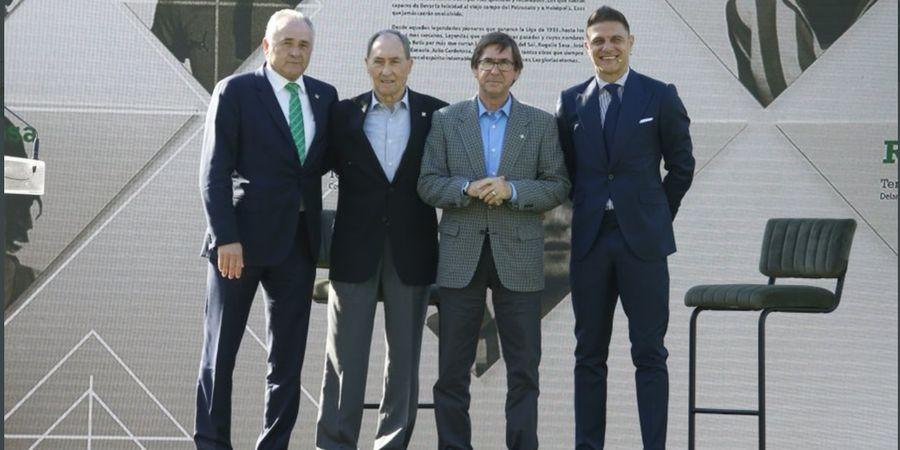 Pencetak Hat-Trick Tertua Liga Spanyol Perpanjang Kontrak di Real Betis