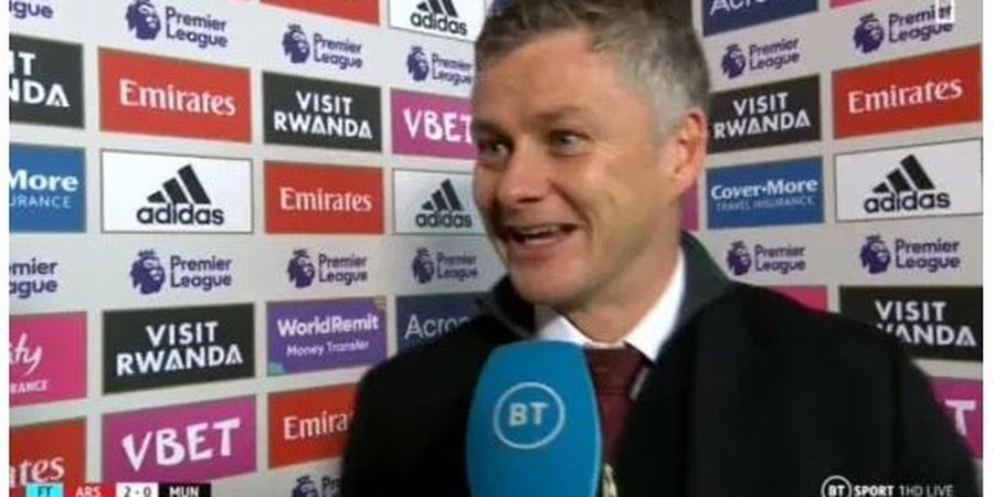 Solskjaer: Belum Realistis Kalau Musim Depan Juara Liga Inggris