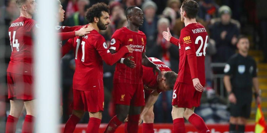 Jadwal Liga Inggris Akhir Pekan Ini - Liverpool Vs Man United Live TVRI