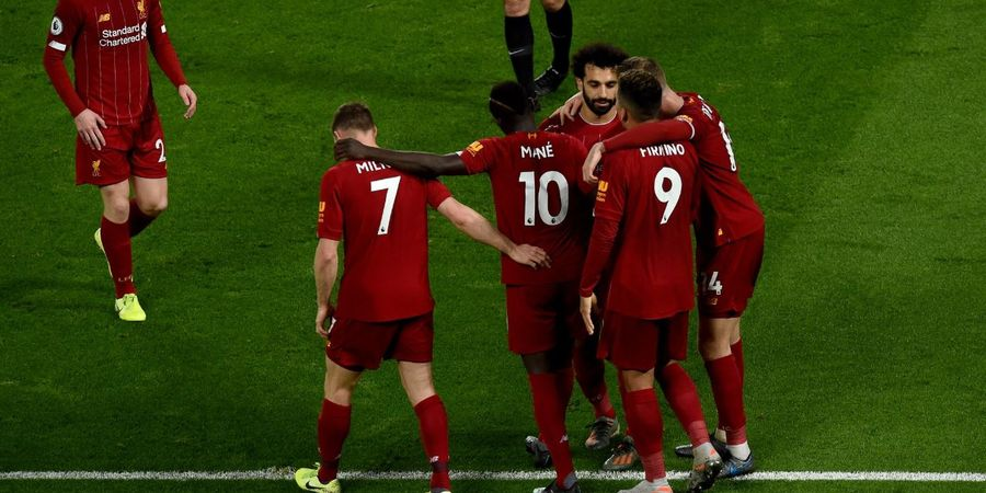 Best XI UEFA 2019 Pilihan Fans - Liverpool Sumbang 5 Pemain, Duet Messi-Ronaldo di Lini Depan