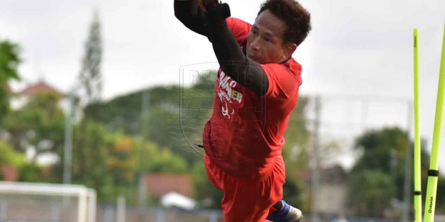 Kiper Veteran Ungkap Momen Paling Berat Saat Membela Persib Bandung