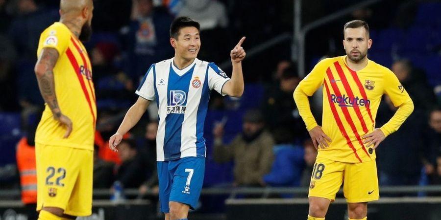 BREAKING NEWS - Pemain Espanyol asal China, Wu Lei Positif Virus Corona