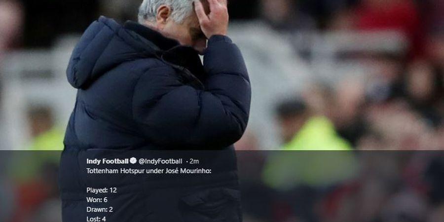 Pecat Pochettino, Tottenham Hotspur Dapat Mourinho yang Lebih Buruk