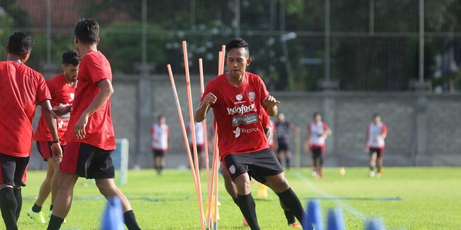 Berkaca ke Piala Menpora 2021, Pemain Bali United Yakin Liga 1 akan Kembali Bergulir
