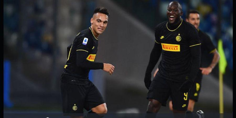 Tertinggal dari Juventus, Inter Milan Optimistis Bisa Juara Liga Italia