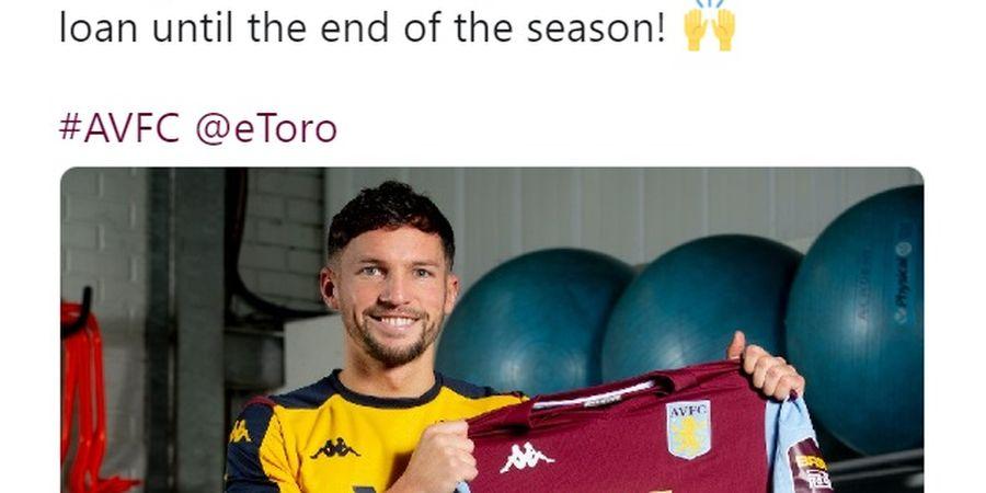 Resmi, Hanya Sehari di Chelsea, Danny Drinkwater Dipinjamkan Lagi ke Aston Villa
