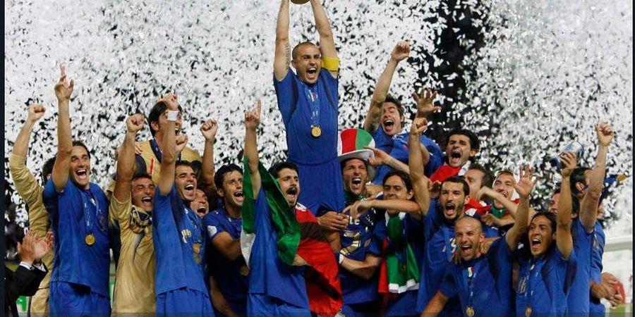 Daniele De Rossi Pensiun, Bagaimana Kabar Anggota Lain Tim Juara Dunia 2006?