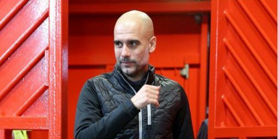 Pep Guardiola Sumbang 17 Miliar untuk Perangi Virus Corona di Spanyol