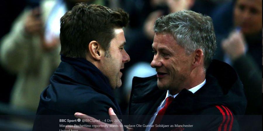 Beri Kode Rindu Liga Inggris, Pochettino Incar Jabatan di Man United?