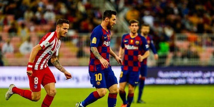 Barcelona Tersingkir, Lionel Messi: Memang Tidak Sesuai Harapan