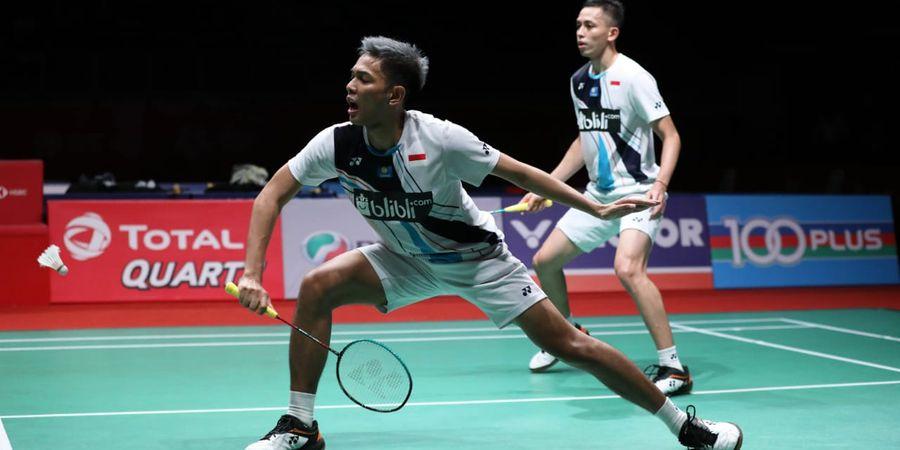 Malaysia Masters 2020 - Fajar/Rian Belum Puas dengan Pola Main