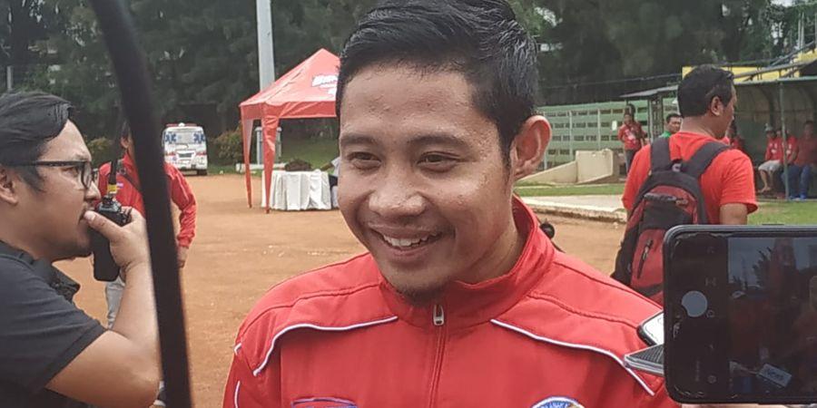 Luis Milla Ikut Komentari Momen Pernikahan Evan Dimas, Ini Katanya