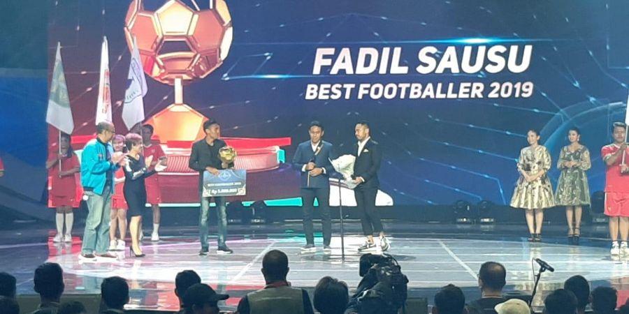 Bali United Borong Penghargaan Indonesian Soccer Awards 2019