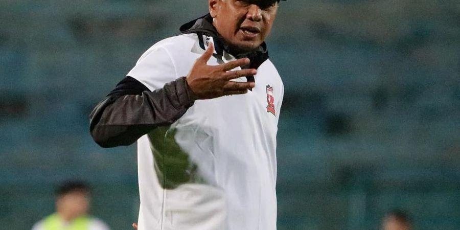 Greg Nwokolo Sempat Telepon Pelatih Madura United Rahmad Darmawan