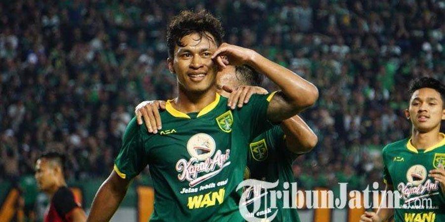 Persija Resmi Rekrut Osvaldo Haay, Kontraknya Hanya Jangka Pendek