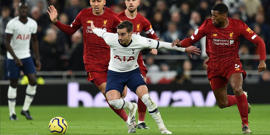 Sikat Tottenham Hotspur, Liverpool Borong 3 Rekor