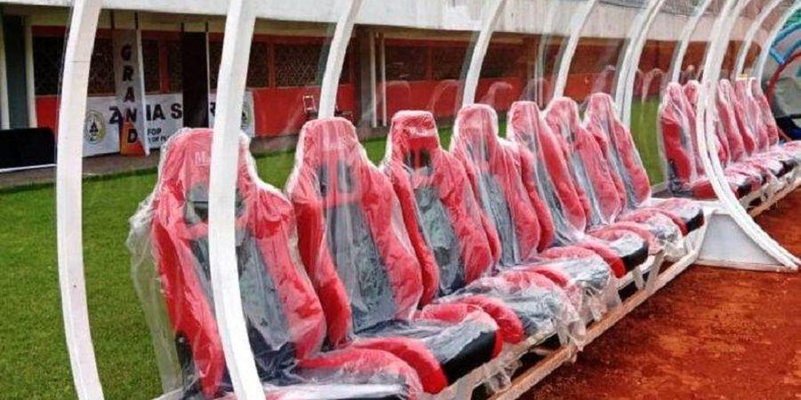 Sambut Kompetisi Musim 2020, Stadion Maguwoharjo Bakal Bersolek