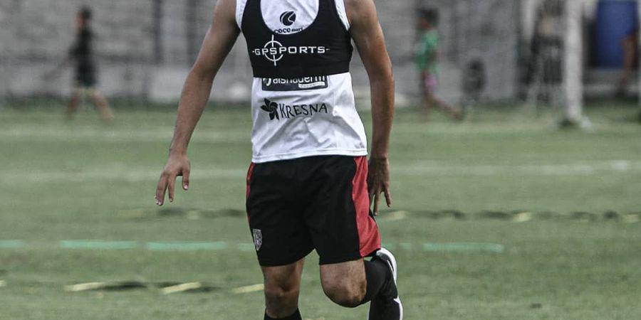 Gavin Kwan Antusias Sambut Wacana Bali United Gelar Latihan Gabungan