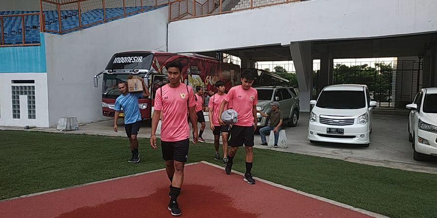 Para Pemain Timnas U-19 Indonesia Grogi Jalani Latihan Bersama Shin Tae-yong