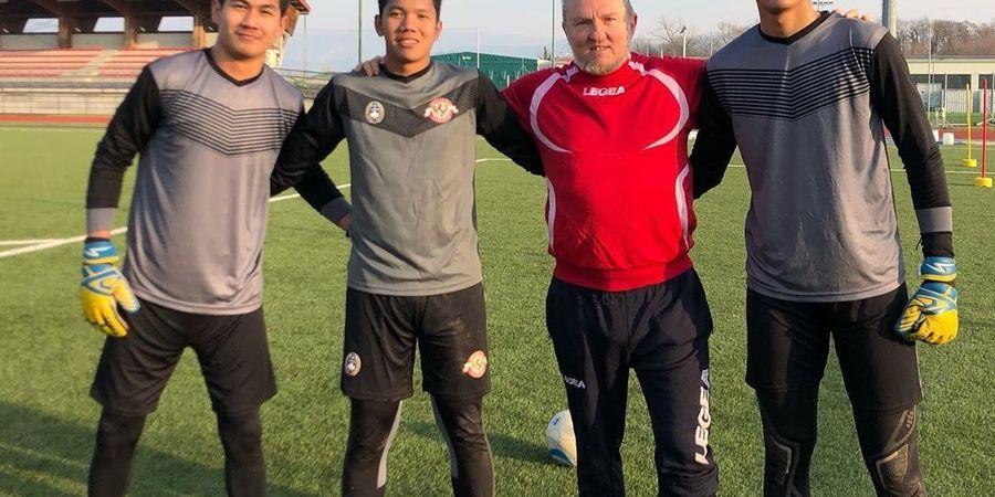 Bersiap Hadapi Juventus, Garuda Select Digembleng Pelatih Liga Italia