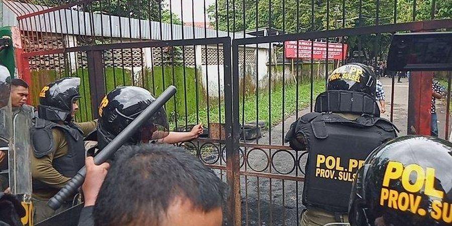Ada Bom Molotov di Stadion Andi Mattalatta, PSM Pindah Tempat Latihan?