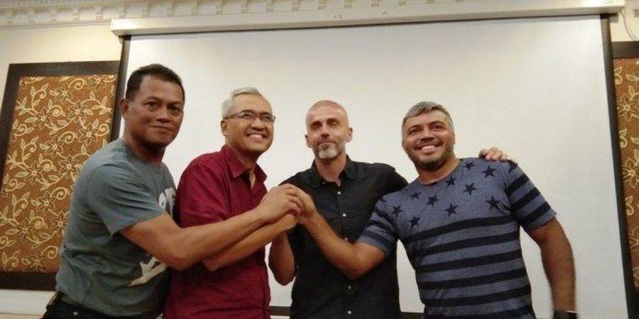 Mantan Asisten Xavi Hernandez Jadi Pelatih PSS Sleman untuk Liga 1 2020