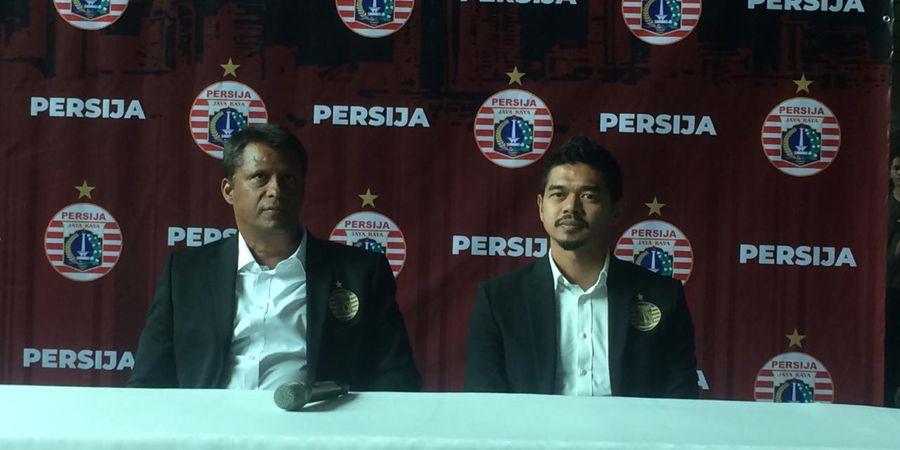 Ini Alasan Bepe Menerima Jabatan Jadi Manajer Persija Jakarta