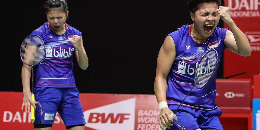 Kejuaraan Beregu Asia 2020 - Hajar Tuan Rumah, Tim Putri Indonesia Sapu Bersih Kemenangan